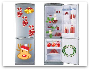 Le frigo du père Noël